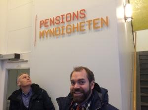 Pensionsmyndigheten i Luleå
