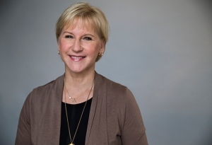 Margot Wallström Utrikesminister Statsråd Utrikesdepartementet