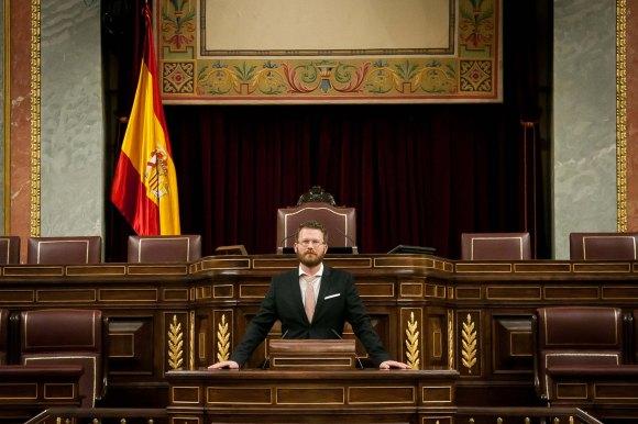 20160602 Madrid kongressen